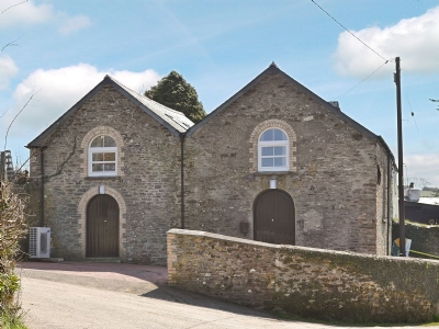 Exterior | The Chapel, Couch's Mill, nr. Lostwithiel