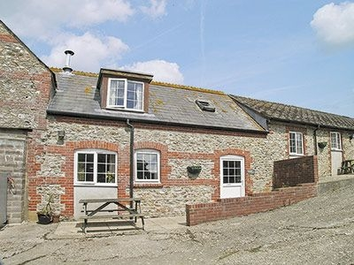 Exterior | Dairy Farm Cottages -Bluebell Cottage, Wootton Fitzpaine, nr. Charmouth
