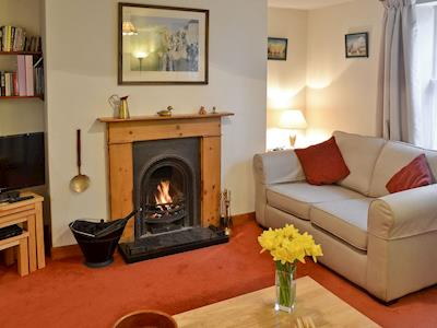 Living Room | Pepper Cottage - Mount Cottages, Marazion, Penzance