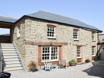Exterior | Driftwood Cottages - The Stables by the Sea, Porth. nr. Newquay