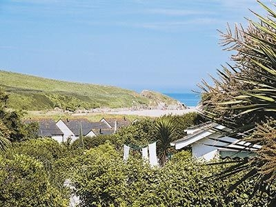 View | Wheal Golden, Holywell Bay, Newquay