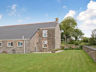Exterior | Cannalidgey Cottages - Cherry Cottage, St Issey, nr. Padstow