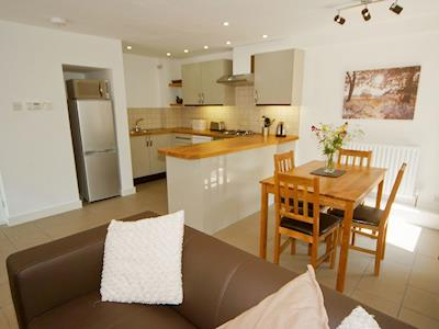 Open plan living space | Ivy Cottage - Blagdon House Country Cottages, Blagdon, near Paignton