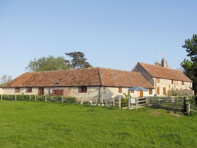 Exterior | Church Farm - The Old Stables, Leigh, Sherborne