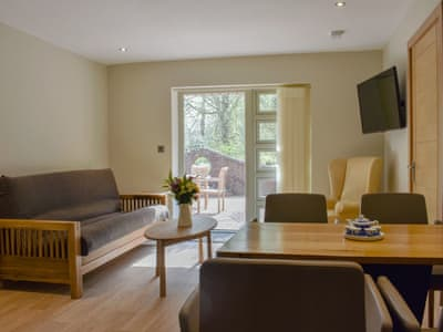 Self catering holiday in St Giles-on-the-Heath, near