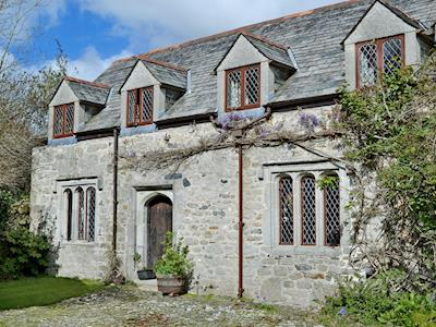 Exterior | The Old Manor - The Manor Wing, Prideaux, St Blazey