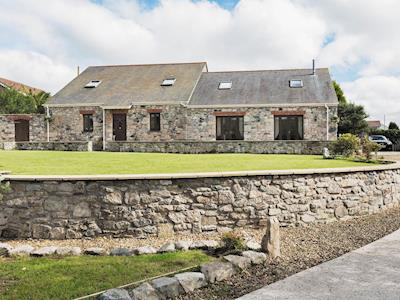 Newly converted stone barn | Woodside Barns, St Austell