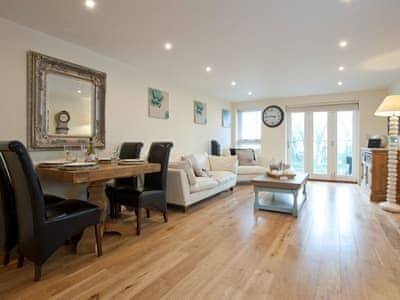 Spacious open-plan living space | 1 Sandy Lane, Carbis Bay, nr St Ives