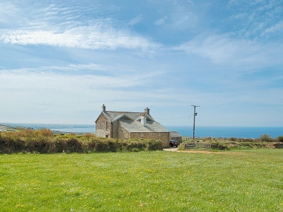 Exterior | Downhouse Cottage, Nr. Delabole, Tintagel