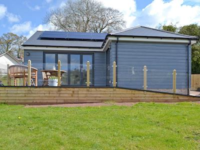 Attractive holiday home | Bellever Lodge, Lurley, near Tiverton