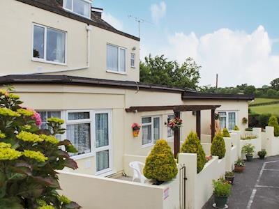 Complex of terraced apartments is an ideal holiday base | Devon Palms, Maidencombe, near Torquay
