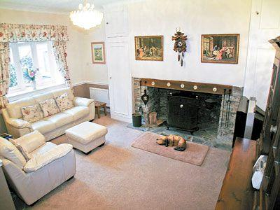 Living room | Orford Mill - Skirr, Great Torrington