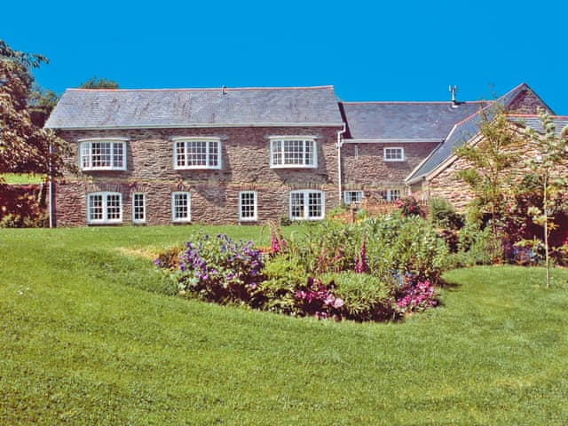 Main House & Garden Cottage | Great Horner, Halwell, nr. Totnes