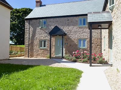 Exterior | Dale Cottage - Dale Farm Cottages, Priddy, near Wells