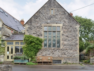 Exterior | The Old Sunday School, Wookey Hole, Wells