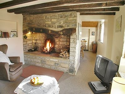 Living room | The Cottage at Pump House, Long Sutton, Langport