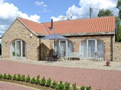 Exterior | Harvester Cottages - Bell's Barn, Kirkbridge, nr. Crakehall