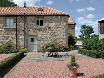 Exterior | Harvester Cottages - Obed Hussey's Cottage, Kirkbridge, nr. Crakehall