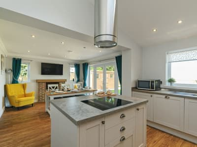 Light and airy kitchen/dining room | Lazenby, Danby Wiske, near Northallerton