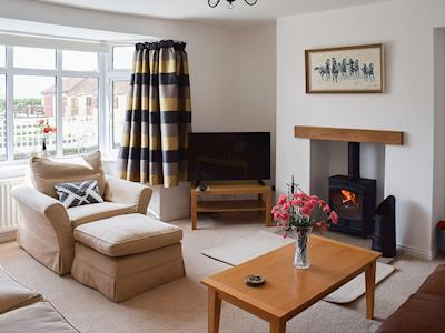 Cosy and comfortable living room | The Cottage, Carlton-in-Cleveland, near Stokesley