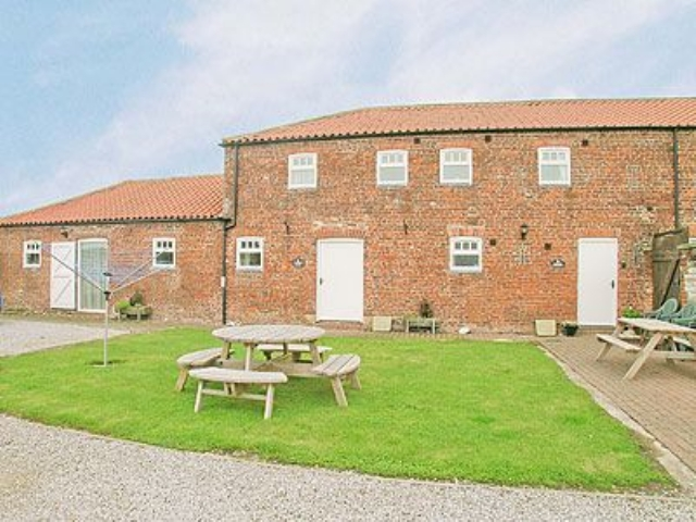 Large holiday home in Flamborough with 4 bedrooms for rent