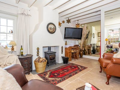 Spacious living room | Stable Cottage, Hudswell, near Richmond