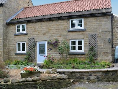 Delightful rural cottage in Nidderdale | Hackfall Cottage, Grewelthorpe, near Masham
