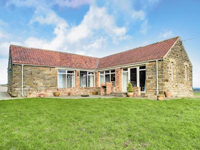 Wonderful single storey barn conversion | Blue Mountain Barn, Scalby, Scarborough