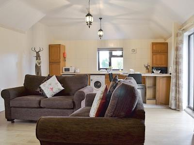 Well presented open plan living space | Mary's - Moss Hagg Farm, Selby Common, near Selby