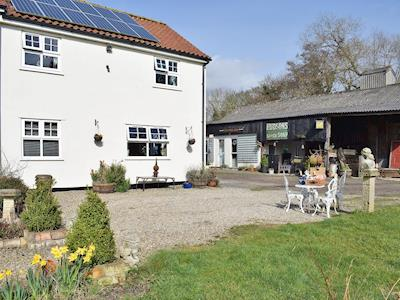 Holiday cottage in rural East Yorkshire | Seventh Heaven Cottage, Great Thirkleby, near Thirsk