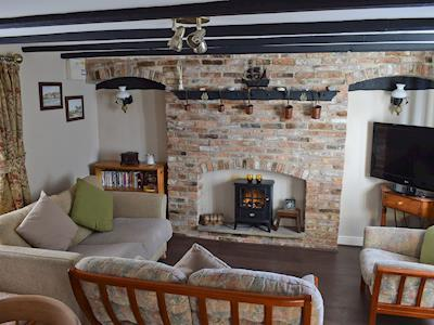 Living room | Porters Cottage, Whitby